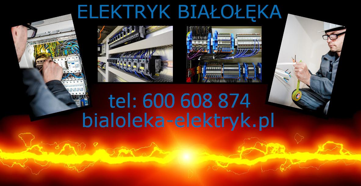 Białołęka Elektryk, Usługi elektryczne Białołęka
